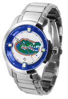 Florida Gators Titan Stainless Steel Watch