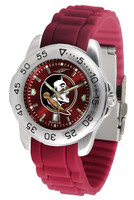 Florida State Seminoles Sport AC™AnoChrome Watch - Red Silicone Band