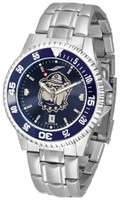 Georgetown Hoyas Competitor Stainless Steel AnoChrome - Red Dial (Men's or Women's)