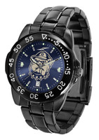 Georgetown Hoyas Fantom Gunmetal Sport AnoChrome Watch - Red Dial (Men's or Women's)