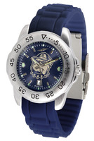Georgetown Hoyas Sport AC™AnoChrome Watch - Red Silicone Band