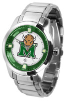 Marshall Thundering Herd  Titan Stainless Steel Watch