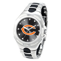 *Chicago Bears NFL Men's Game Time NFL Victory Series Watch