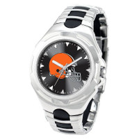 *Cleveland Browns NFL Men's Game Time NFL Victory Series Watch