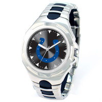 *Indianapolis Colts NFL Men's Game Time NFL Victory Series Watch
