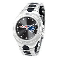 *New England Patriots NFL Men's Game Time NFL Victory Series Watch