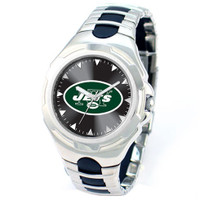 *New York Jets NFL Men's Game Time NFL Victory Series Watch