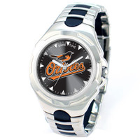 *Baltimore Orioles MLB Men's Game Time MLB Victory Series Watch