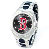 *Boston Red Sox MLB Men's Game Time MLB Victory Series Watch