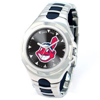 *Cleveland Indians MLB Men's Game Time MLB Victory Series Watch