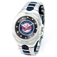 *Minnesota Twins MLB Men's Game Time MLB Victory Series Watch