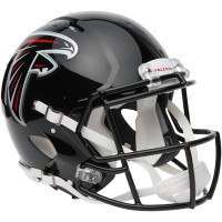 *Atlanta Falcons Authentic Proline Riddell Revolution Speed Football Helmet
