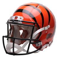 *Cincinnati Bengals Authentic Proline Riddell Revolution Speed Football Helmet