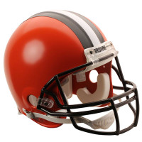 *Cleveland Browns Authentic Proline Riddell Revolution Speed Football Helmet