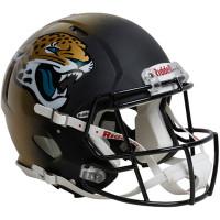 *Jacksonville Jaguars Authentic Proline Riddell Revolution Speed Football Helmet