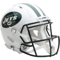 *New York Jets Authentic Proline Riddell Revolution Speed Football Helmet