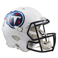 *Tennessee Titans Authentic Proline Riddell Revolution Speed Football Helmet