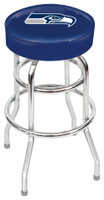 *Seattle Seahawks Logo Bar Stool