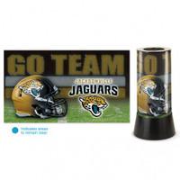 Jacksonville Jaguars Rotating Team Lamp