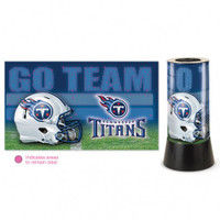Tennessee Titans Rotating Team Lamp