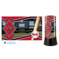 Arizona Diamondbacks Rotating Team Lamp