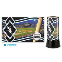 Chicago White Sox Rotating Team Lamp