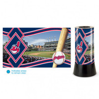 Cleveland Indians Rotating Team Lamp