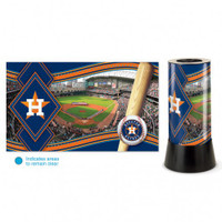 Houston Astros Rotating Team Lamp