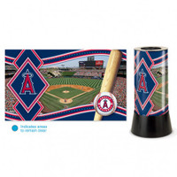 Los Angeles Angels Rotating Team Lamp