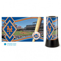 New York Mets Rotating Team Lamp