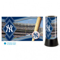 New York Yankees Rotating Team Lamp