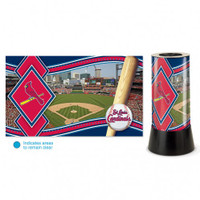 St. Louis Cardinals Rotating Team Lamp