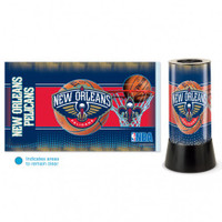 New Orleans Pelicans Rotating Team Lamp