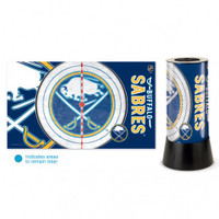 Buffalo Sabres Rotating Team Lamp