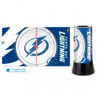 Tampa Bay Lightning Rotating Team Lamp
