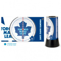 Toronto Maple Leafs Rotating Team Lamp