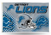 Detroit Lions Team Flag