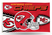Kansas City Chiefs Team Flag