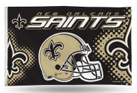 New Orleans Saints Team Flag