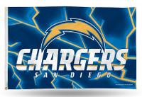 San Diego Chargers Team Flag