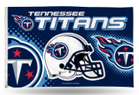 Tennessee Titans Team Flag