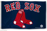 Boston Red Sox Team Flag