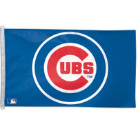 Chicago Cubs Team Flag