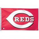 Cincinnati Reds Team Flag