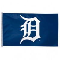 Detroit Tigers Team Flag