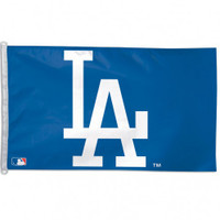 Los Angeles Dodgers Team Flag