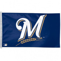 Milwaukee Brewers Team Flag
