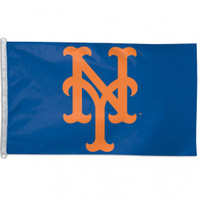 New York Mets Team Flag