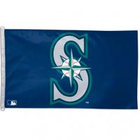 Seattle Mariners Team Flag