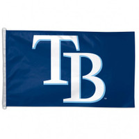 Tampa Bay Rays Team Flag